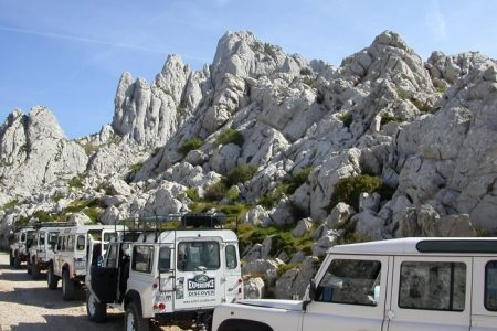 Jeep Safari – Velebit