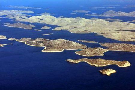 Besuch zu den Kornati Inseln