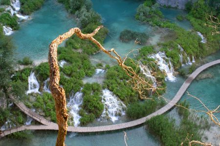 Visit to Plitvice Lakes
