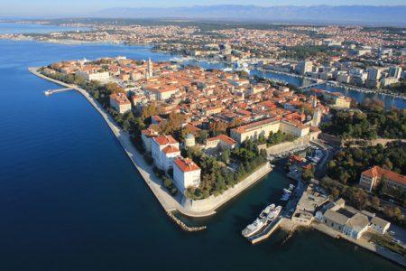 Besuch der Stadt Zadar
